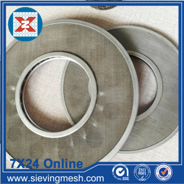 Wire Mesh Filter Disk