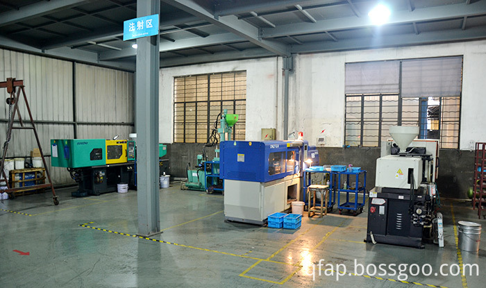 Injection Moulding workshop