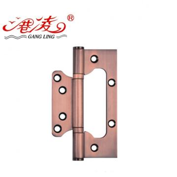 Stainless steel mute door hinge