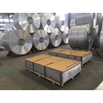 aluminum sheet with alloy 6061T6 size 80mm