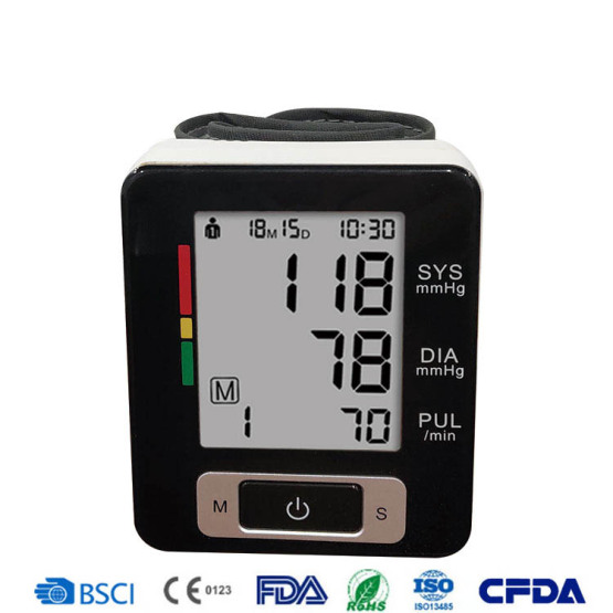 Smart Wristband Portable Wrist Blood Pressure Monitor