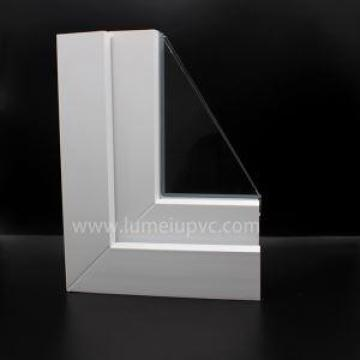 Uv Resistance Upvc Profiles For Window And Door