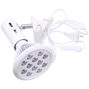 2019 new arrival Red 660nm and Near Infrared 850nm 24W led Therapy light Bulbs for Skin and Pain Relief
