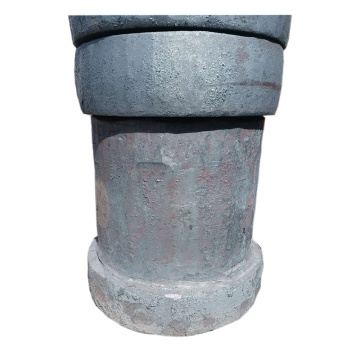 Press Forging Stainless Steel Flanges Carbon Steel Pipe