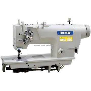Direct Drive Double Needle Lockstitch Sewing Machine