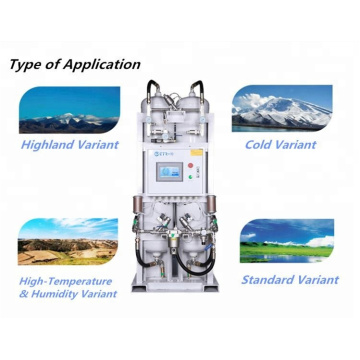 CE Approved PSA Oxygen Gas Plant Cost