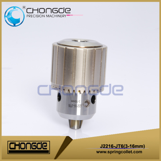 High Precision Drill Chuck with Keyed 1-16mm