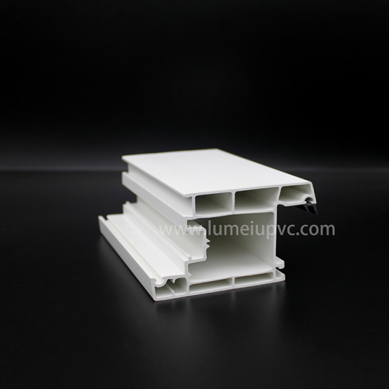 Anti Ultraviolet Pvc Profile For Windows And Doors