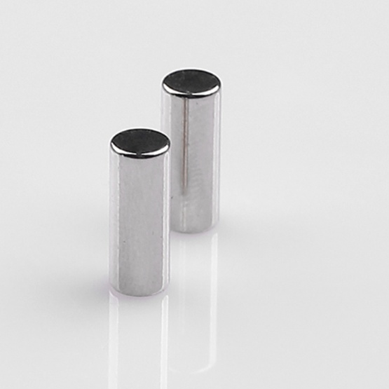 Industrial Magnet Cylinder Neodymium Magnet for Motor