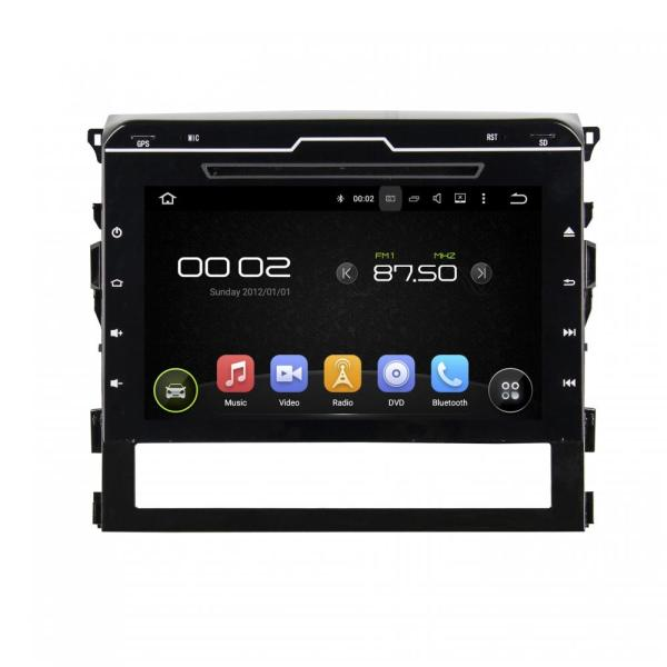 10.1 inch Toyota Land Cruiser Car Multimedia System