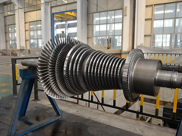 High Efficiency Steam Turbine