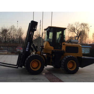 5 Ton Off Road Forklift CPCY 50