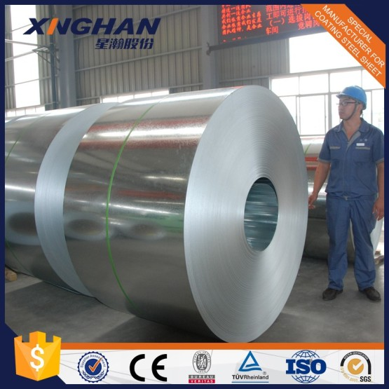 Galvanized Steel Coil GI with Zinc Coating 60g/m2