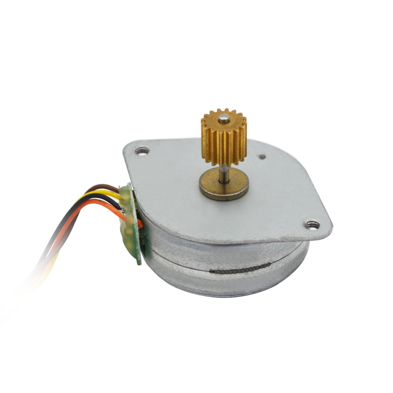 35BY212 DC 12V Permanent Magnet Type Stepper Motor