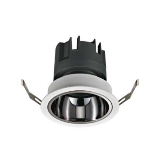 Dark Grey Dimmable 30W LED Downlight