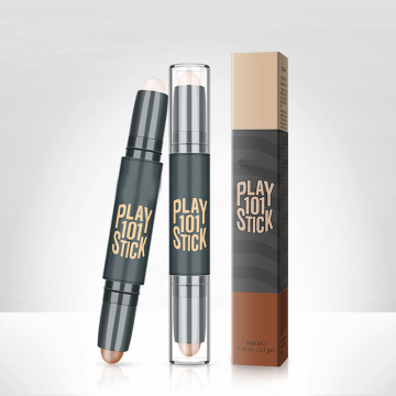 Double-ended Highlighter Concealer Contour makeup pen