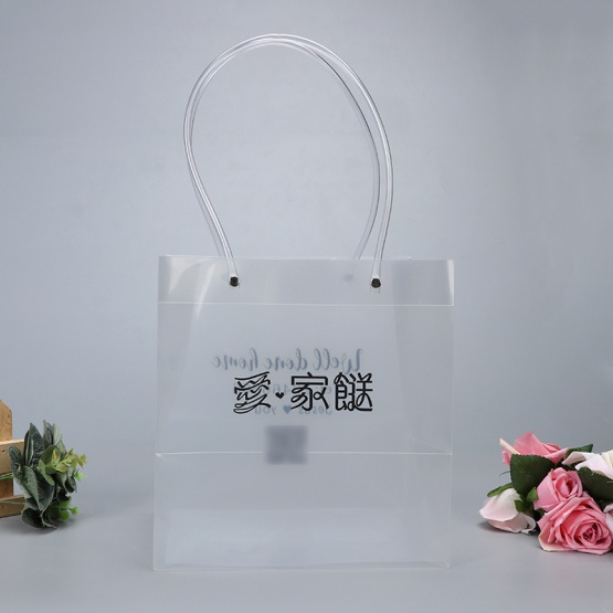 PP Clear Bags Woven bags
