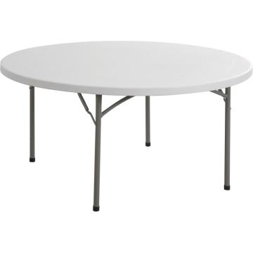 5FT Folding Round Table
