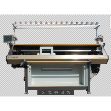 New Automatic Computerized Vamp Knitting Machine For Shoes