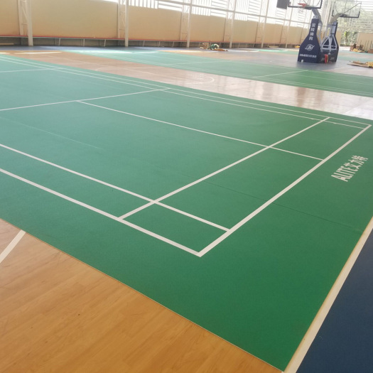 Enlio Badminton Floor Sports flooring with BWF