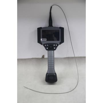 Heat exchanger industrial video borescopes