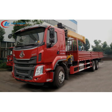 2019 Dongfeng H5 XCMG 12tons Mobile Crane Truck