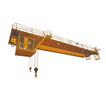 Indoor 25 ton double overhead crane price