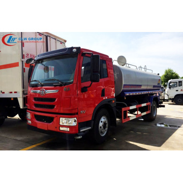 Brand New Faw 10000litres drinking water transportation truck
