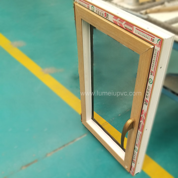 PVC Door Double Glazed UPVC Sash Windows Cost
