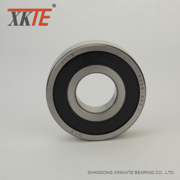 Rubber Sealed Conveyor Bearings For Quarry Plant