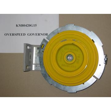 Overspeed Governor for KONE MRL Elevators KM80420G15