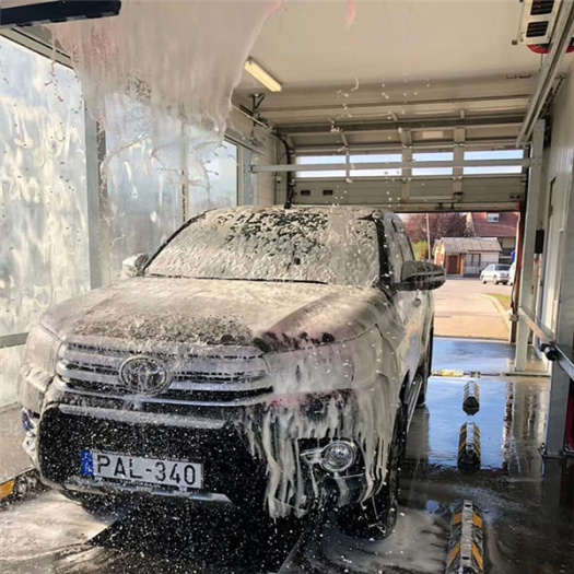 Best automatic car wash Leisuwash 360 plus touchless