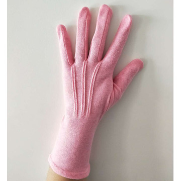 Military Uniform Cotton Gloves