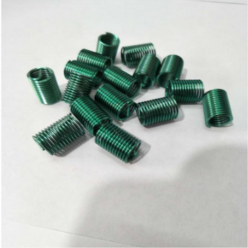 Stainless steel m14 wire thread insert for aluminum