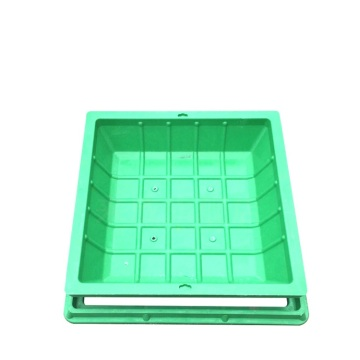 SMC moulded manhole cover