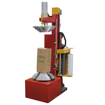 Semi-automatic stretch wrapping machine Box Wrap