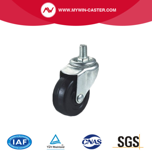 High quality stem mounting type caster
