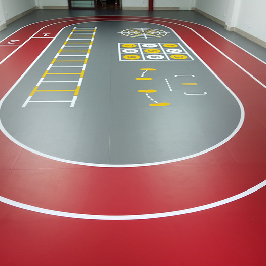 enlio floor for IIndoor Gymnasium flooring