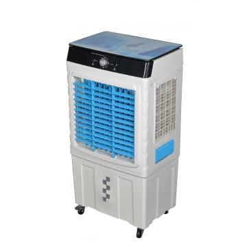 5500CBM Airflow 40L Capacity Glass Cover Air Cooler