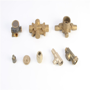 Forging Brass Basce in Good Quality