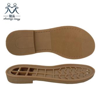 TPR outsole flat sole