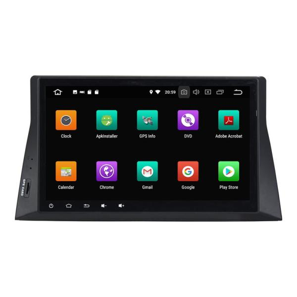 Navigation Multimedia Player Car Stereo for Accord 8