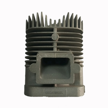 Aluminum die casting for heat sink
