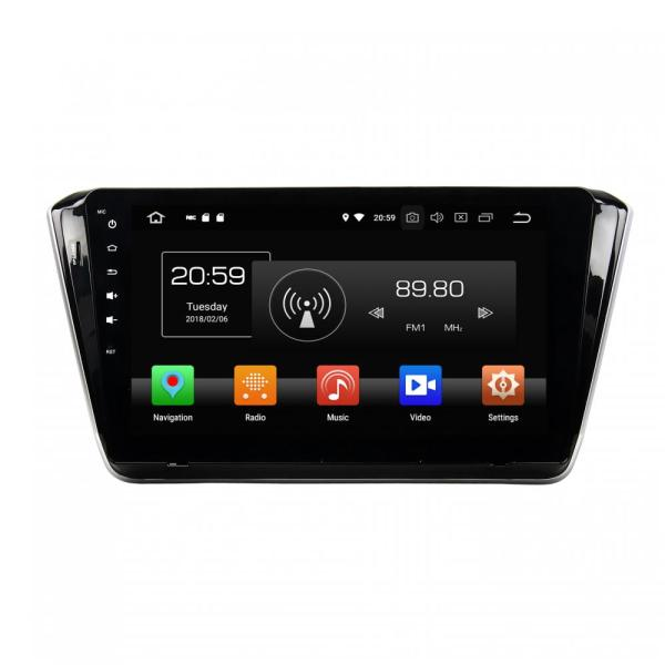 car navigation for Superb 2015