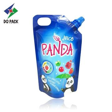 Plastic Packaging Juice Pouch Juice Packaging