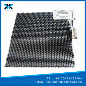 anti dust diamond stainless steel tuff mesh