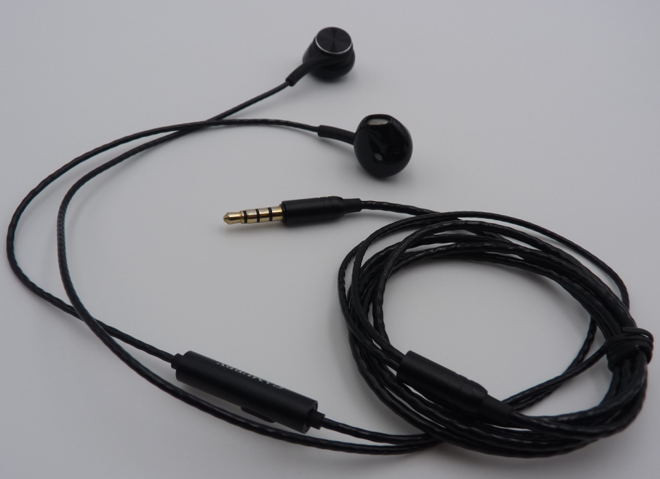 In-Ear Wired Earbuds