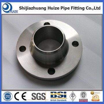 Welded Neck Flange (WN) Raised Face (RF)