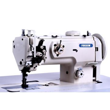 Double needle compound feed Sofa furniture sewing machine