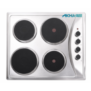 4 Burners Electric Gas Hob